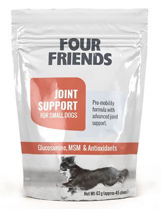 Joint Support Small Breed Dogs